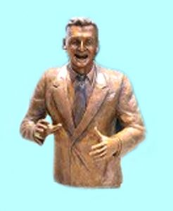 Statue for article